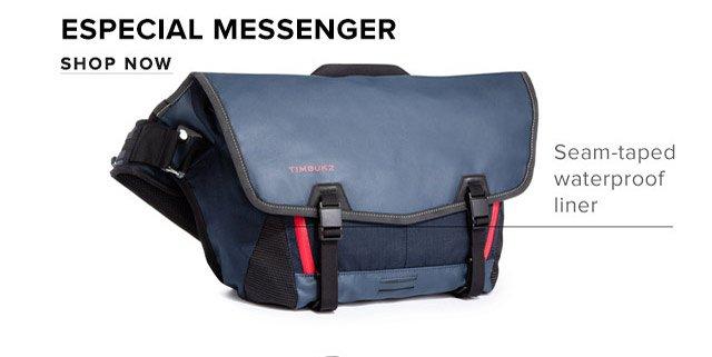 Especial Messenger - Shop Now