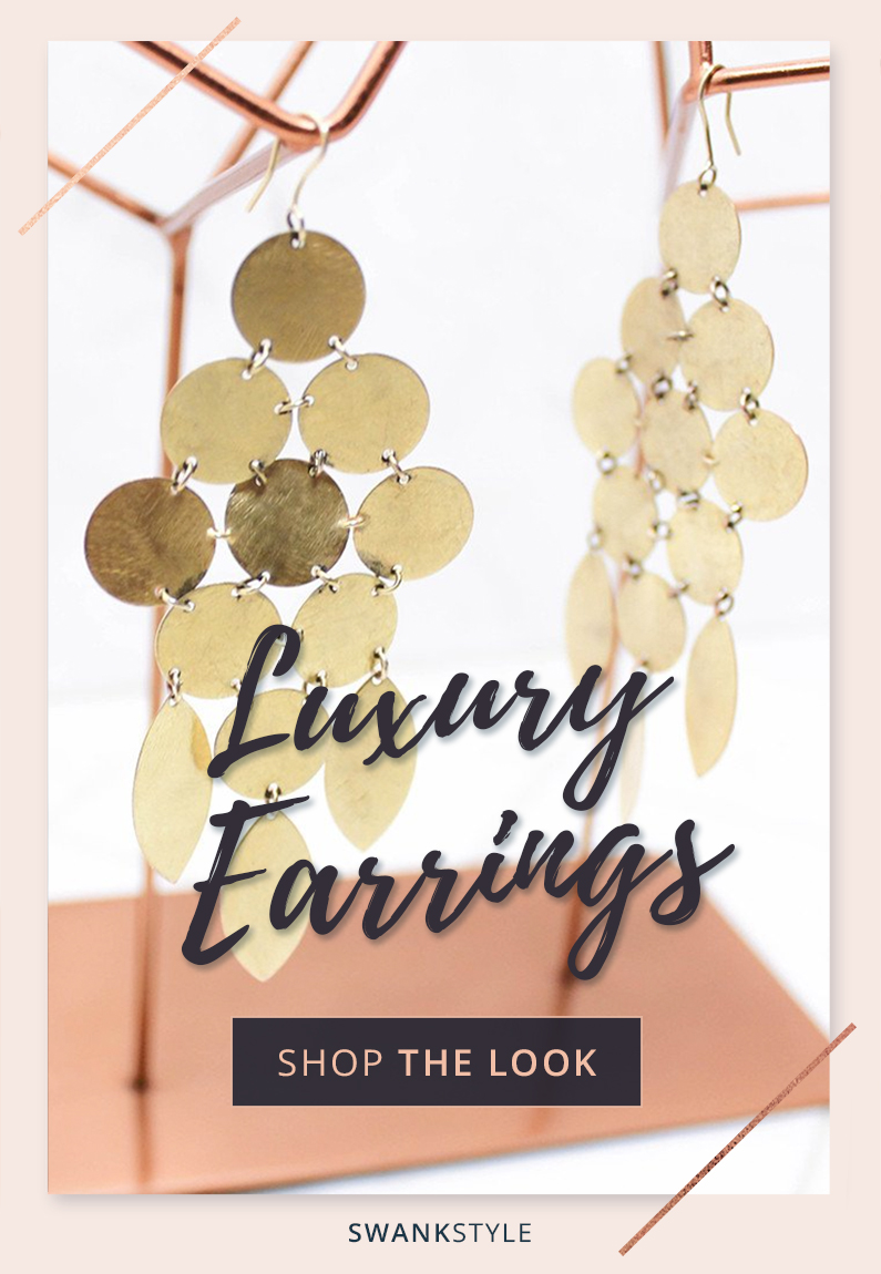 Swank Luxury Earrings You Can T Miss Out On Milled
