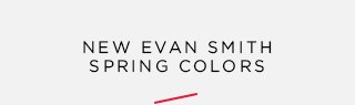 New Evan Smith Spring Colors