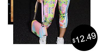 Two-piece Pants Set