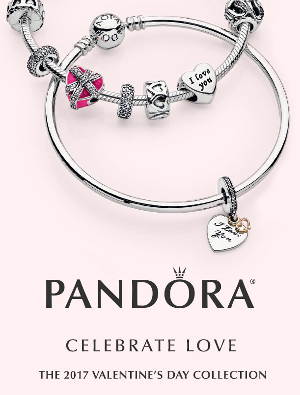 pandora valentines collection