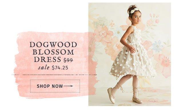 Dogwood Blossom Dress on sale $74.25 (was $99). Shop Now