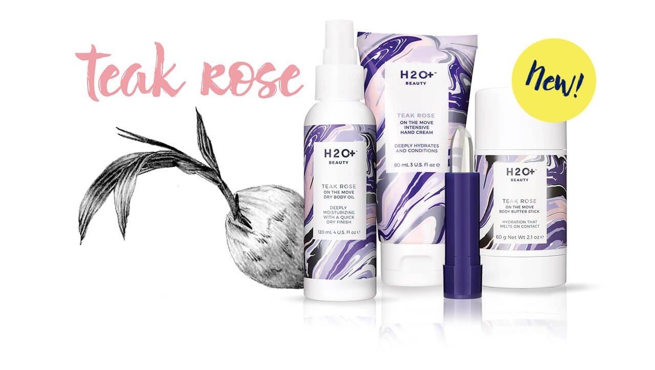 H2o beauty new lemongrass vetiver teak rose for 111 sutter street 22nd floor san francisco ca 94104