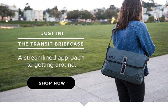 Just In - The Transit Briefcase - A Streamlined approach to getting around.  - Shop 919f6076a3d0d