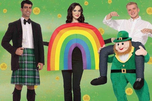Shop St. Patrick's Day Costumes