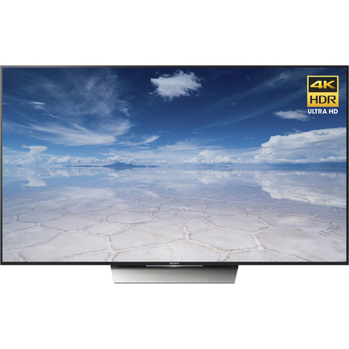 SONY X850D-Series HDR 4K Smart LED TV