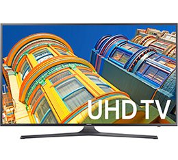 Samsung KU6300-Series UHD Smart LED TV