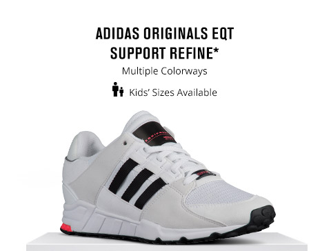 the adidas EQT Support Refine and more