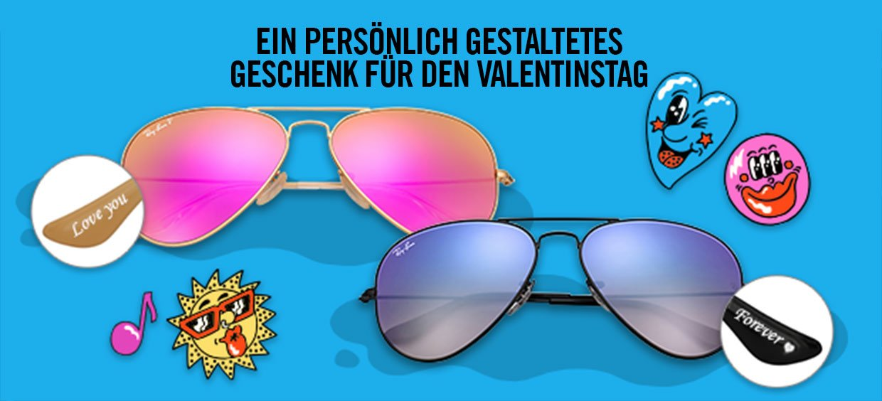 ray ban brille personalisiert