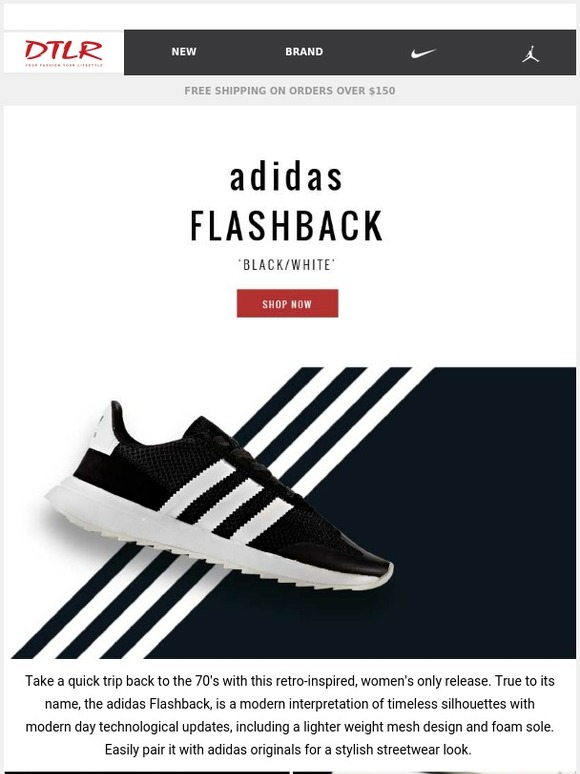 free shipping stylish brand modern. DTLR (Down Town Locker Room): The Adidas Flashback Is Here❗ 👟 | Milled Free Shipping Stylish Brand Modern