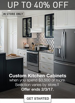 Lowes The Kitchen Event Save Up To 40 Off Milled