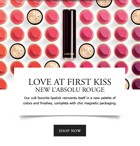 LOVE AT FIRST KISS NEW L'ABSOLU ROUGE - SHOP NOW