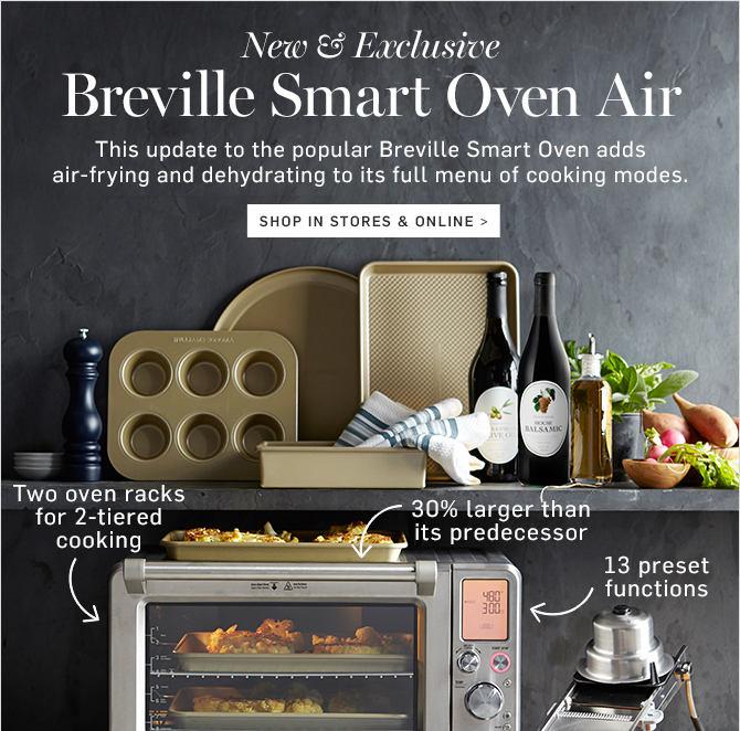 breville smart oven air shop in stores u0026 online