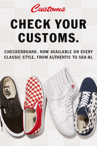 b1433a38128 Vans  Customize Your Checkerboard