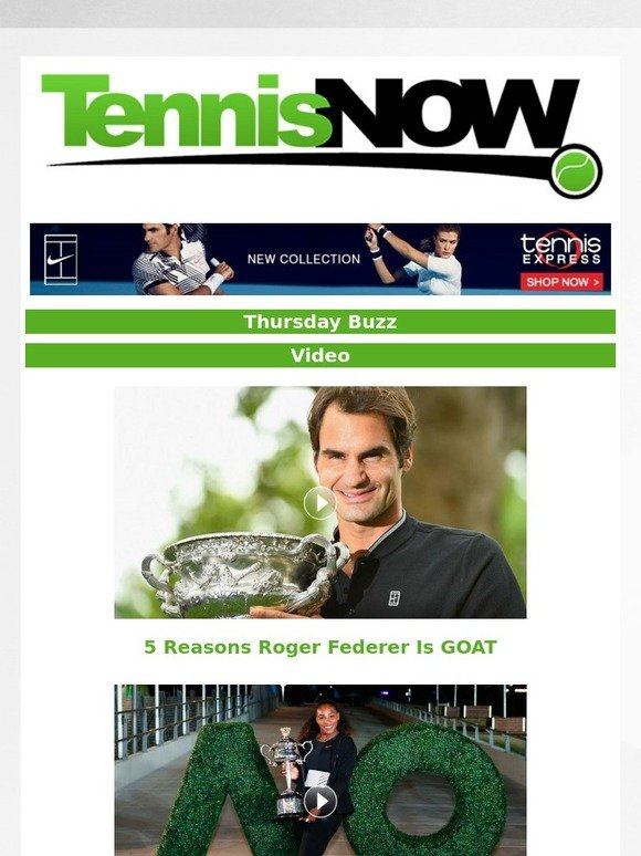 Tennis Express Cash Calls Federer On Cheating Ao Review Mag 5