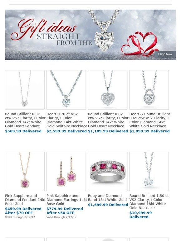 7c869e6c2a4 Costo: Gift Ideas Straight From the Heart!   Milled