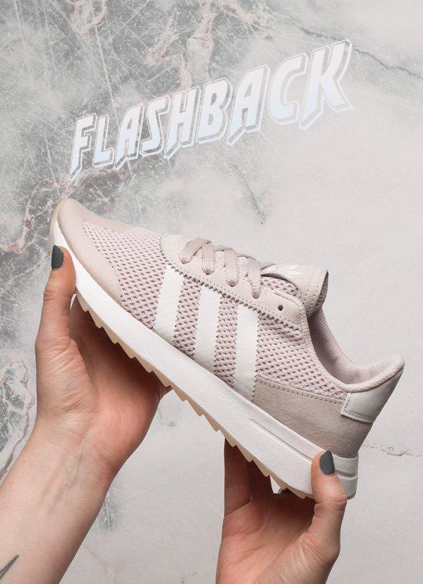 adidas flashback trainers