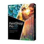 PaintShop Pro X9 Ultimate