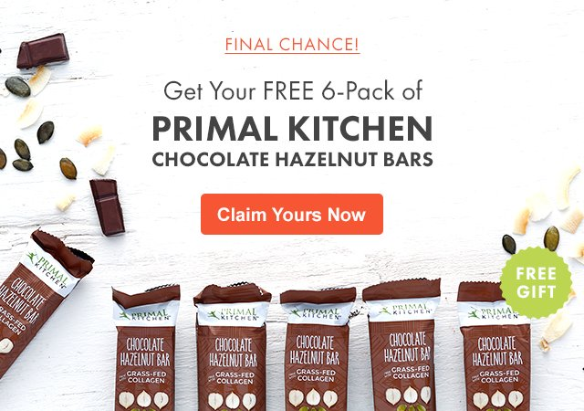 Thrive Market: Get your FREE gift before it's too late! | Milled