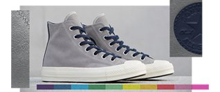 Design Now: Customize and Buy Converse Chuck Taylor All Star '70