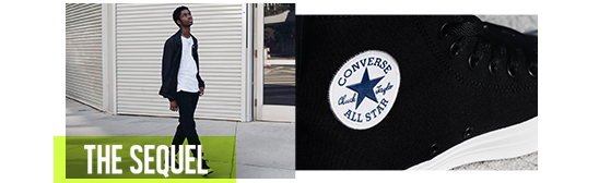Learn More: Converse Chuck Taylor II All Star