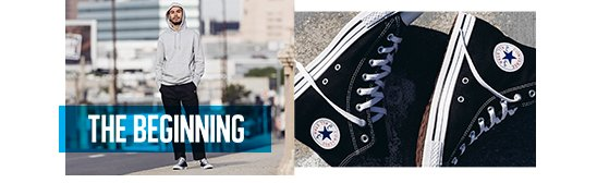 Learn More: Converse Chuck Taylor All Star Classic