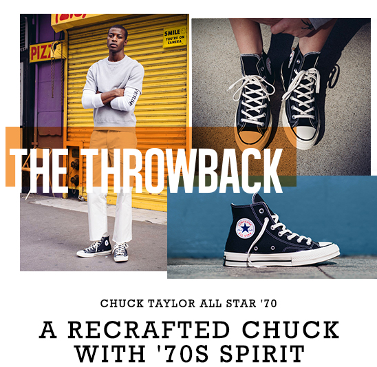 Shop Now: Converse Chuck Taylor All Star '70