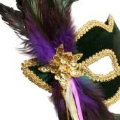 Shop Feather Mask