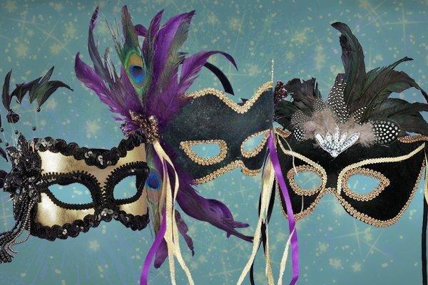 Shop Masquerade Masks