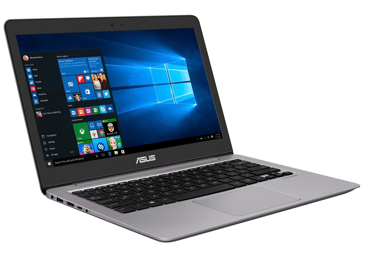 "Asus UX501VW Zenbook Pro 15.6"" i7 8GB 512GB SSD Windows"
