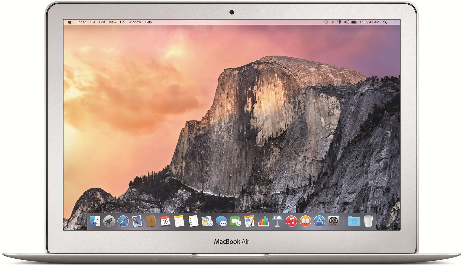 Apple MacBook Air 13.3 i5 8GB 128GB SSD Mac OS