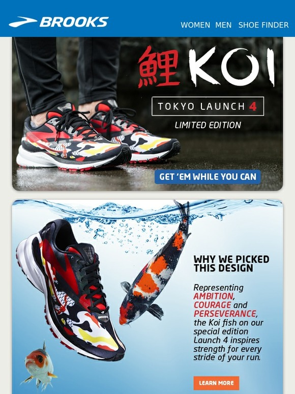 717916f17fc7d Brooks Running  Special Edition  Tokyo Launch 4