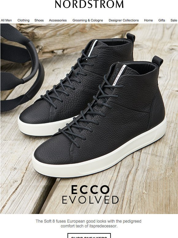 Introducing the Soft 8 from ECCO