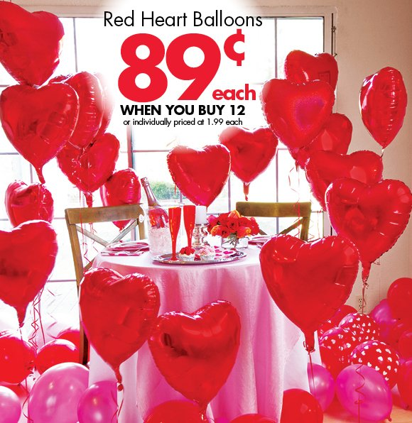 party city valentines day is tomorrow shop save 20 milled
