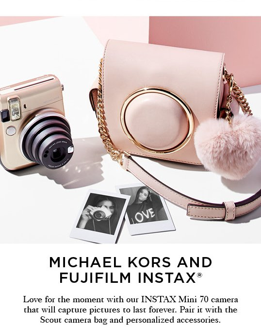 Michael Kors Love Always The Gift That Makes Memories