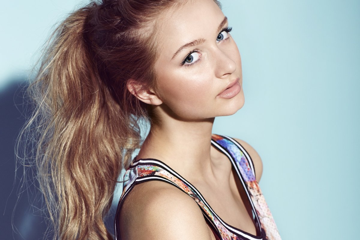 The Only Ponytails You Need Right Now
