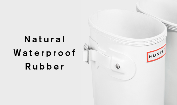 Natural Waterproof Rubber