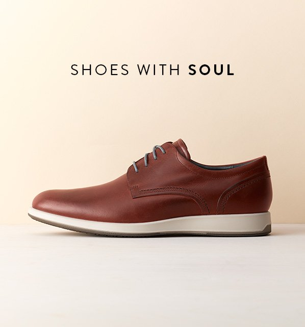 SHOES WITH SOUL