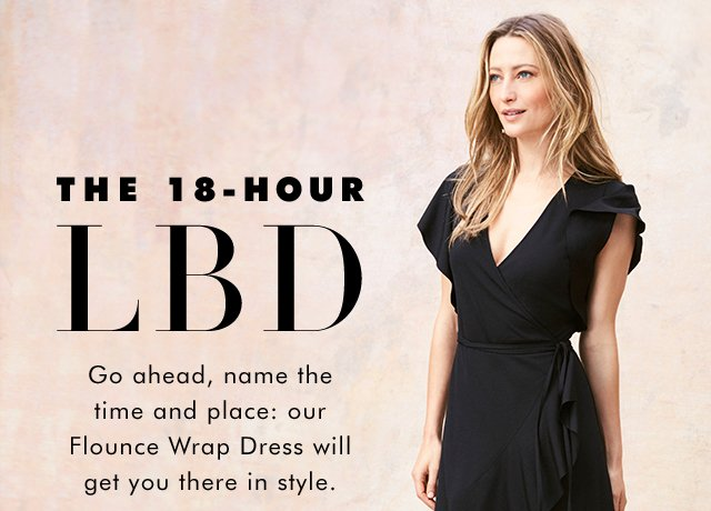 THE 18-HOUR LBD