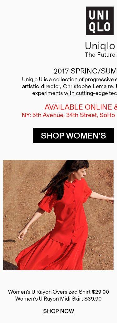 UNIQLO U - SHOP WOMEN