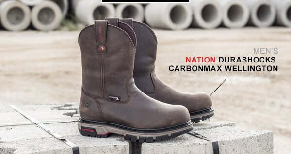 95ddf8f8545 Wolverine: Easy On, Easy Off Boots + $10 Off Jetstream Shoe   Milled