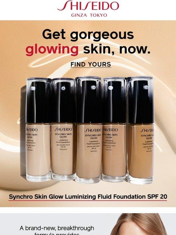 Campione Omaggio Synchro Skin Glow Foundation