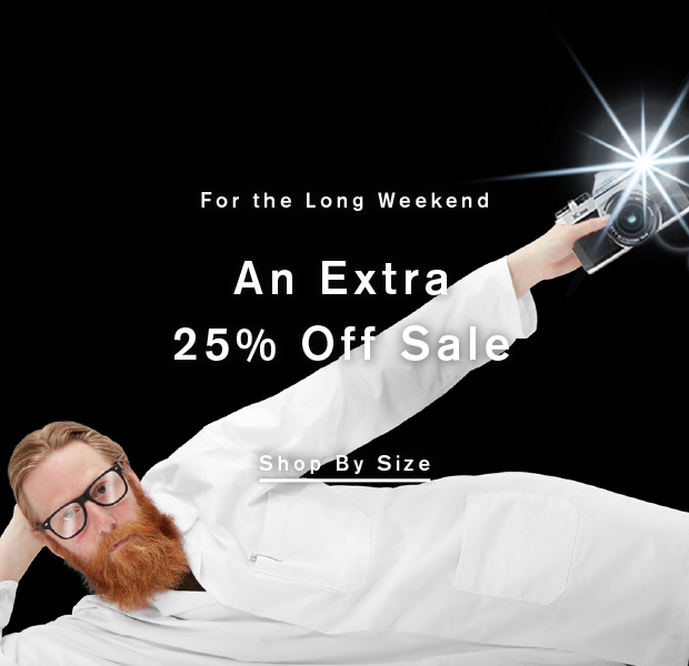 An Extra 25% Off Sale