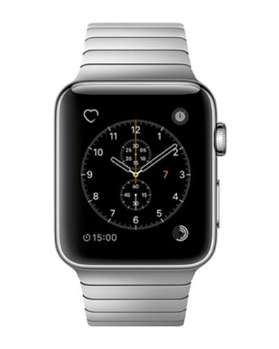 Apple Watch Series 2 -Stainless steel case with link bracelet