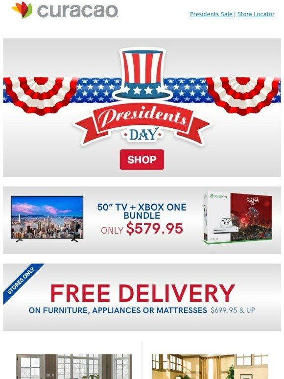 icuracao.com: Save Big! 🎆 Presidents Day Sale Starts Now!   Milled