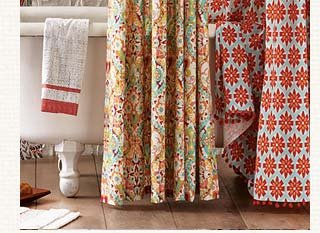 Save Up To 40% ALL Shower Curtains ›
