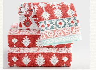 Save Up To 40% ALL Bath Towels ›