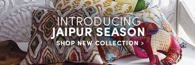 Introducing Jaipur Season. Shop new Collection ›