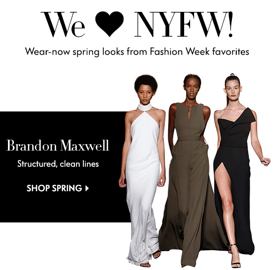 NYFW designers