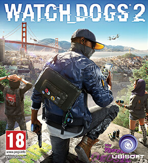 Watch Dogs 2 PS4/Xbox One